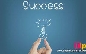 Butuh Ketetapan Hati untuk menjadi sukses