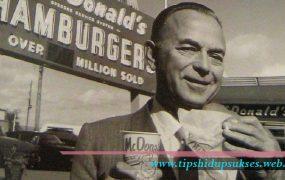 Kisah Seorang Ray Kroc - McDonald's