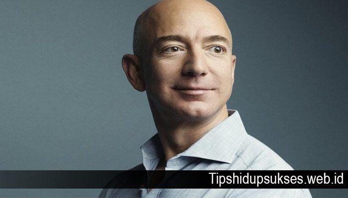 Resep Agar Menjadi Sukses Ala Jeff Bezos