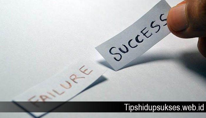 Manfaat Dari Kegagalan Dalam Berkarier Untuk Diri Anda