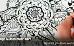 Tips Sukses Kuliah DKV