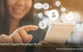Aplikasi Support Keuangan Bisnis