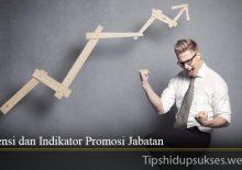 Dimensi dan Indikator Promosi Jabatan